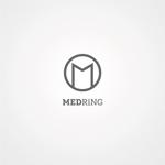 klennyさんの次世代クリニックグループ「MEDRiNG」のロゴへの提案