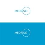 seaesqueさんの次世代クリニックグループ「MEDRiNG」のロゴへの提案