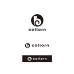 K-digitalsさんの個人で運営するウェブメディア「collorn」のロゴ への提案
