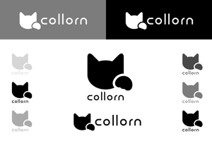 rogomaruさんの個人で運営するウェブメディア「collorn」のロゴ への提案