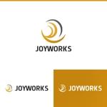 athenaabyzさんのものつくりからデータ作成まで行う試作開発業「ジョイワークス」の会社ロゴへの提案