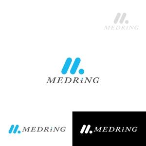 syotagotoさんの次世代クリニックグループ「MEDRiNG」のロゴへの提案
