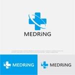 drkigawaさんの次世代クリニックグループ「MEDRiNG」のロゴへの提案