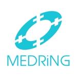 chanlanさんの次世代クリニックグループ「MEDRiNG」のロゴへの提案