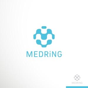 sakari2さんの次世代クリニックグループ「MEDRiNG」のロゴへの提案