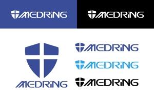 rogomaruさんの次世代クリニックグループ「MEDRiNG」のロゴへの提案