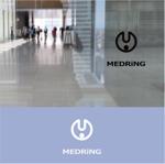 shyoさんの次世代クリニックグループ「MEDRiNG」のロゴへの提案