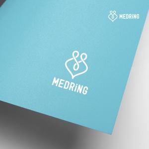 doremidesignさんの次世代クリニックグループ「MEDRiNG」のロゴへの提案