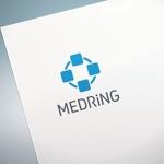 chapterzenさんの次世代クリニックグループ「MEDRiNG」のロゴへの提案