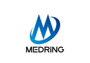 lotoさんの次世代クリニックグループ「MEDRiNG」のロゴへの提案
