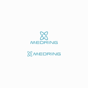 yybooさんの次世代クリニックグループ「MEDRiNG」のロゴへの提案