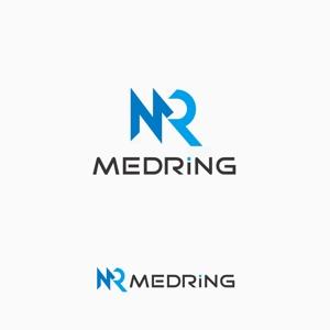 atomgraさんの次世代クリニックグループ「MEDRiNG」のロゴへの提案