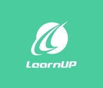 haruka0115322さんの学びを通じてキャリアアップを目指す人のためのWebメディア「LearnUp」のロゴ&ファビコンへの提案