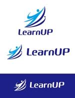 dd51さんの学びを通じてキャリアアップを目指す人のためのWebメディア「LearnUp」のロゴ&ファビコンへの提案