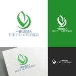venusableさんの健康食品業界団体のロゴへの提案
