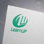 u164さんの学びを通じてキャリアアップを目指す人のためのWebメディア「LearnUp」のロゴ&ファビコンへの提案