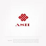 mg_webさんのホストクラブ「ASH」のロゴへの提案