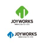 tsujimoさんのものつくりからデータ作成まで行う試作開発業「ジョイワークス」の会社ロゴへの提案