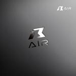 doremidesignさんの空調業(エアコン業)です。「AIR」を使ったロゴ作成依頼への提案