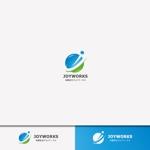 weborgさんのものつくりからデータ作成まで行う試作開発業「ジョイワークス」の会社ロゴへの提案