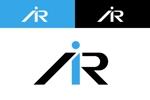 rogomaruさんの空調業(エアコン業)です。「AIR」を使ったロゴ作成依頼への提案