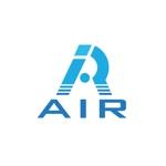 sriracha829さんの空調業(エアコン業)です。「AIR」を使ったロゴ作成依頼への提案
