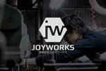 msyieaさんのものつくりからデータ作成まで行う試作開発業「ジョイワークス」の会社ロゴへの提案