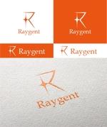 wachi_00000さんの広告会社「Raygent(レイジェント)」のロゴへの提案
