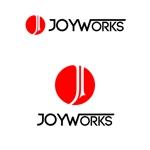 sugiken_1さんのものつくりからデータ作成まで行う試作開発業「ジョイワークス」の会社ロゴへの提案