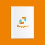 sorachienakayoshiさんの広告会社「Raygent(レイジェント)」のロゴへの提案