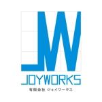 yukiyuki_kさんのものつくりからデータ作成まで行う試作開発業「ジョイワークス」の会社ロゴへの提案