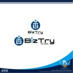 cpo_mnさんの不動産会社新規設立『株式会社BizTry』のロゴへの提案