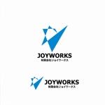 agnesさんのものつくりからデータ作成まで行う試作開発業「ジョイワークス」の会社ロゴへの提案