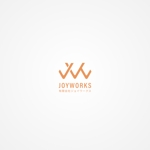 youhei_kawashimaさんのものつくりからデータ作成まで行う試作開発業「ジョイワークス」の会社ロゴへの提案
