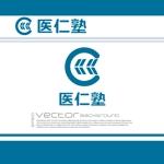 chopin1810lisztさんの医療系企業担当者の勉強会『医仁塾』のロゴへの提案