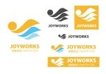 TetsuyaKanayamaさんのものつくりからデータ作成まで行う試作開発業「ジョイワークス」の会社ロゴへの提案