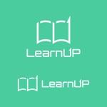 torifupさんの学びを通じてキャリアアップを目指す人のためのWebメディア「LearnUp」のロゴ&ファビコンへの提案