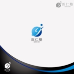 weborgさんの医療系企業担当者の勉強会『医仁塾』のロゴへの提案