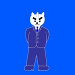 shoukenri2さんのスーツを着た白クマのキャラクターデザインへの提案