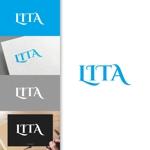 charisabseさんのPR会社「LITA」のロゴへの提案