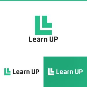 athenaabyzさんの学びを通じてキャリアアップを目指す人のためのWebメディア「LearnUp」のロゴ&ファビコンへの提案