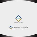Nakamura__さんの徽章にもできる「アローガード株式会社」のロゴへの提案