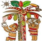 chichichimanさんの【壁面のイラスト】(ウォールアート)のデザインをお願いします @カカオパークへの提案