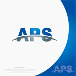 landscapeさんの自動車関連業務の会社のロゴへの提案