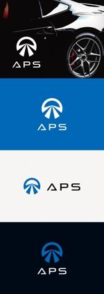 tanaka10さんの自動車関連業務の会社のロゴへの提案
