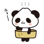 na_tsuさんの20代~30代の女性に受け入れられるパンダのキャラクターのイラストへの提案