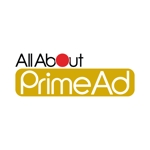 j-designさんの広告ソリューション「All About PrimeAd」のロゴ への提案