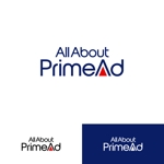 smartdesignさんの広告ソリューション「All About PrimeAd」のロゴ への提案