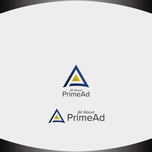 Nakamura__さんの広告ソリューション「All About PrimeAd」のロゴ への提案