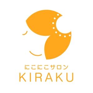 chanlanさんのリラクゼーションサロン  「にこにこサロン KIRAKU」 のロゴへの提案